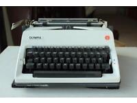 Stunning Olympia SM9 Typewriter