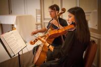 Live Classical Music Entertainment- String Duo