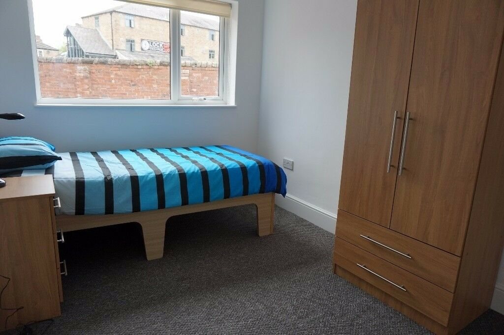 Rooms with en-suite available in WORKSOP