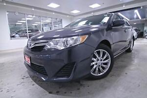 2013 Toyota Camry LE, ONE OWNER, NO ACCIDENTS, POWER GROUP, NAVI