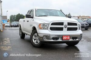 2015 Ram 1500 Outdoorsman 5.7L HEMI - 8 Speed AUTO Trans