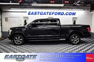 2015 Ford F-150 Lariat Leather Roof Nav