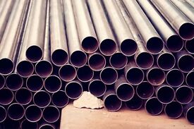 brand new 12 x 1m Mild steel tubes / posts 50mm x 2mm great for many uses diy building metal