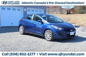 2013 Hyundai Elantra GT GL! HEATED SEATS! A/C! $79 BI-WEEKLY!