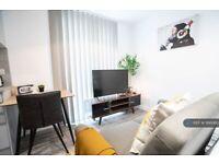 Studio flat in Shalesmoor Studio Fully Furnished + All Bills Inc, Sheffield, S3 (#1186080)