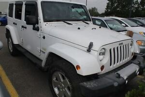2012 Jeep WRANGLER UNLIMITED Sahara LIMITED TIME