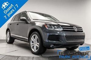 2013 Volkswagen Touareg 3.0 TDI Comfortline *RÉSERVÉ*