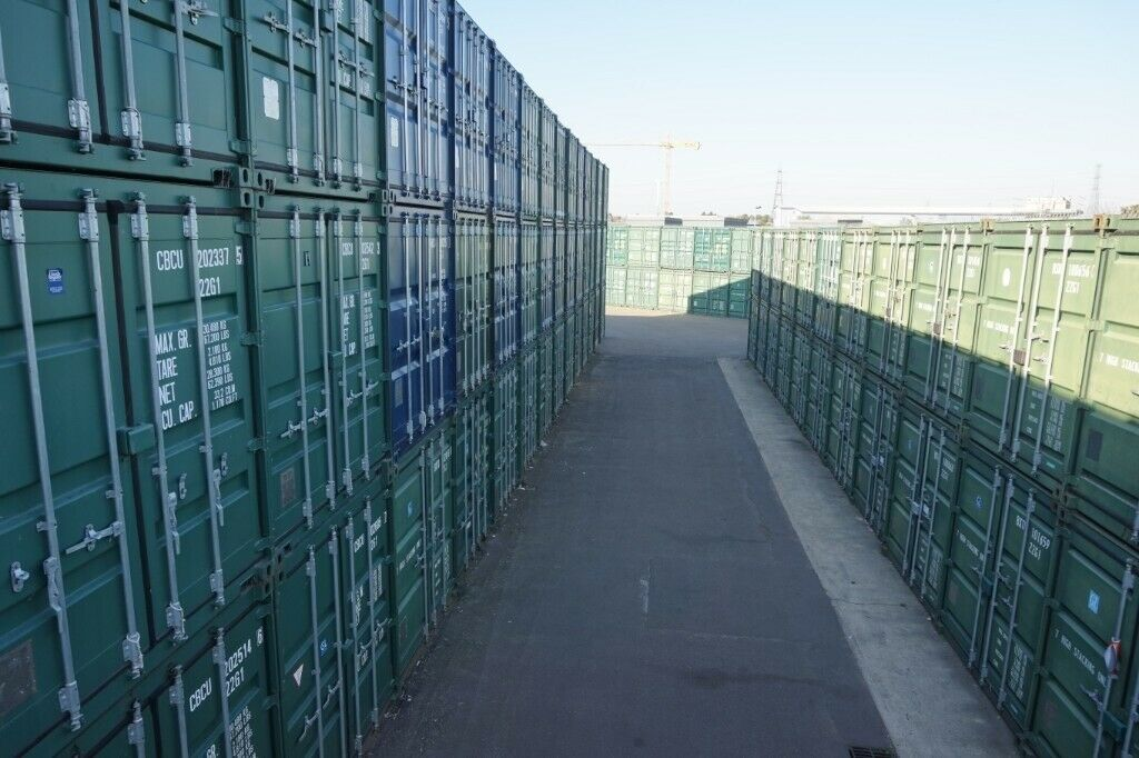 Flexible Storage Solutions Container Self Storage Secure Lock Ups