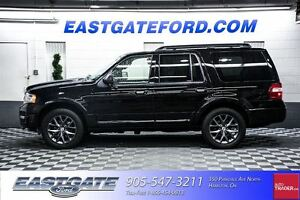 2017 Ford Expedition Limited  Executive Unit