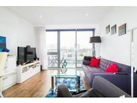 Luxury 1 bedroom apartment in Poplar Development, Mellor house. 24hr concierge and good links-TG