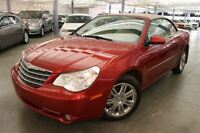 2008 Chrysler Sebring LIMITED 2D Convertible