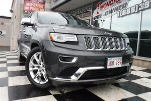 2015 Jeep Grand Cherokee Summit | Navigation | Backup Camera | S