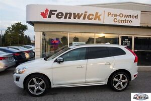 2012 Volvo XC60 T6 R-Design Premier Plus - One Owner