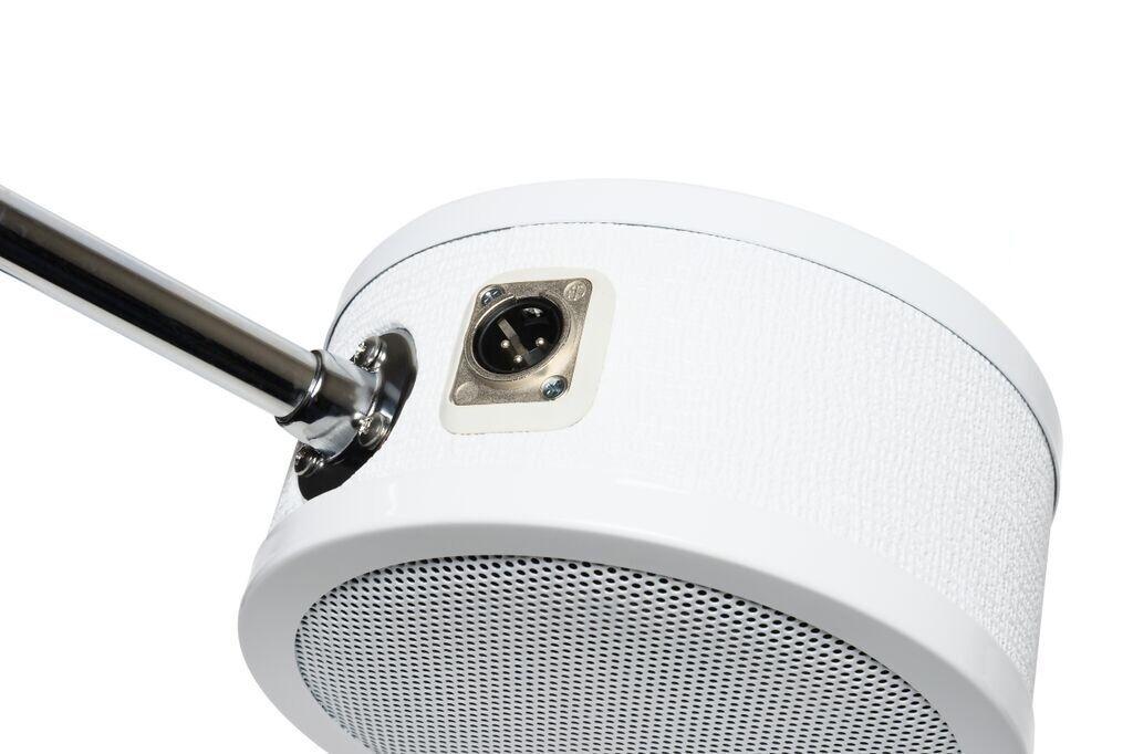 solomon mics lofreq microphone sub kick drum recording mic white with bag 868945000000 ebay. Black Bedroom Furniture Sets. Home Design Ideas