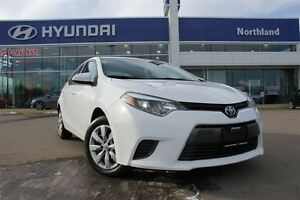 2016 Toyota Corolla Heated Seats/Touch Screen Display/Bluetooth