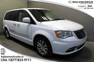 2015 Chrysler Town & Country Touring-l Leather Bluetooth - Sunro