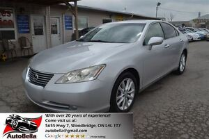 2008 Lexus ES 350 Leather Sunroof No Accident