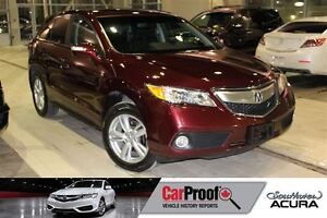 2013 Acura RDX TECH | Finance from 0.9% Extended Acura Warranty