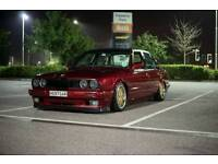 BMW E30 (318i) - Stance/Air Ride