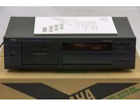 Yamaha KX580 Cassette Tape Player