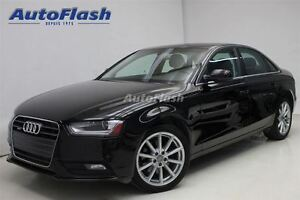 2014 Audi A4 Progressiv Premium Plus * Push-Start * Navigation