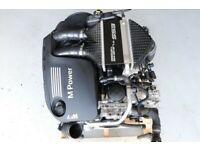 BMW M3 F80 2018 3.0L Complete Twin Turbo Engine Motor ECU S55B30 J133