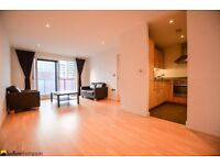 2 bed, 2 bath flat in a sought after development moments from Canning Town LT REF 4196997