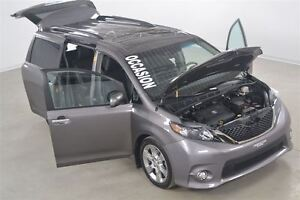 2013 Toyota Sienna SE V6 8 Passagers Portes Coulissantes Electri
