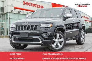 2015 Jeep Grand Cherokee Limited   Automatic