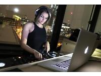 ✢ Sophia the DJ ✢ - Professional DJ hire - Club, Bar, Party, Private, Weddings, Commercial, Female