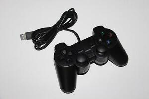 PC USB-PS3/PS2 MANETTE/CONTROLLER-PC/MAC ONLY (NEUF/NEW) [VOIR/SEE DESCRIPTION] (C003)