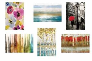 Brand NEW Wall Art! Call709-489-1001!
