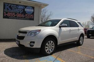 2012 Chevrolet Equinox 1LT | HEATED SEATS | BLUETOOTH