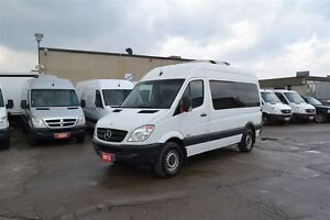 2013 Mercedes-Benz Sprinter Standard Roof