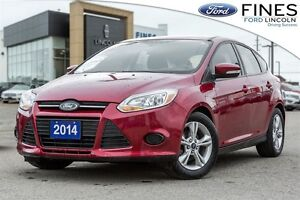 2014 Ford Focus SE - HATCHBACK, HEATED SEATS & ALLOYS!