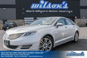 2013 Lincoln MKZ LEATHER! HEATED SEATS! NEW TIRES! HEATED SEATS!