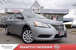 2014 Nissan Sentra 1.8 S *Bluetooth,Sport,Traction Control*
