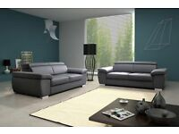 Delivery 1-3 days Modern Sofa Couch Brand New Never Unpacked Unique Design We Can Delivered