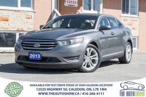 2013 Ford Taurus SEL | NO ACCIDENT | ONE OWNER |Heated Seats|Sun