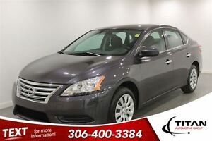 2015 Nissan Sentra Auto  50073 Kms  Grey  Must See