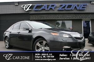 2012 Acura TL SH-AWD,TECH PGK, navigation, camera