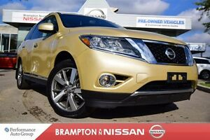 2013 Nissan Pathfinder Platinum *DVD,Leather,Navigation,360 Moni