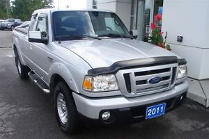 2011 Ford Ranger Sport Hard to find and in Mint condition. Peterborough Peterborough Area image 4
