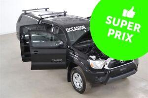 2014 Toyota Tacoma 4x4 V6 Double Cab SR5 Boite LEER