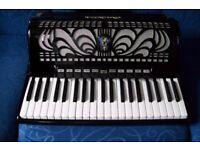 GALOTTA 120 BASS PIANO ACCORDION