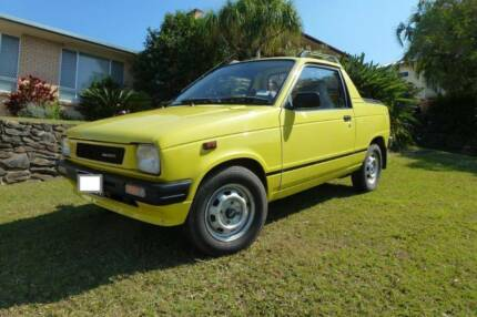 1985 Suzuki Mighty Boy Ute. Very good condition. $4200.00 ONO