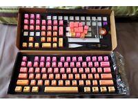 Tai Hao PBT Doubleshot Sunshine Keycaps [ISO-UK / ANSI]