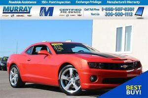 2011 Chevrolet Camaro SS*RALLY SPORT PACKAGE*