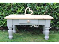 Beautiful Farmhouse Coffee Table..♡