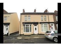 2 bedroom house in Hampton Road, Stockton-On-Tees, TS18 (2 bed)